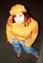 люблю оранжевый)