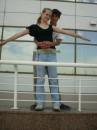 Пародия на Титаник с одноклассником=)