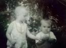 Босоногое детство мое. Марина и я. Из таких детей выростают боксеры, а я родилась девочкой. Пришлось стать боевой подругой.