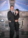 С моим другом... добрым и хорошим Человечком :-)