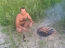 В Осокорках на шашлыках июнь 2007
