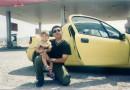 С моим сыном