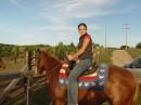 Люблю лошадей страшно:)))