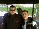 Ето ми с другом в Яхт - Клубе!!