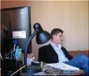 Фото отображает вечный беспорядок на моем столе)))))))