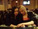 с моей блондиночкой!!!:)