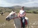 И лошадей  обажаю!