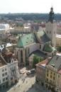 такий то вот краєвид з ратуші...вот так вот....))))))