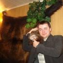 Укротитель медведефф :)))