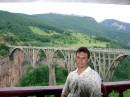 Мост через Тару, построен в 1940 году... стоит до сих пор :))