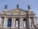 Львовская опера... прекраснейшее здание...