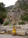 Ликийская цивилизация, древний город Мира, 2000 лет до н.э.