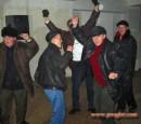 Маи карешки танцуют пад шансончик