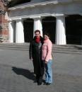 В Александровском саду, 10 квітня 2007 р.
