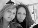 Выпускници на защите)  Я и Анька