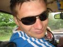 Это с таким выражением лица я еду на весенне-полевые работы)))
