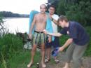 Озеро в Бузовке