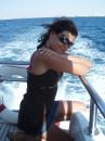 плывем на яхточке на так сказать Райский остров - Mahmya