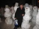 Снежное шоу!!!!!!!!