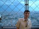 Париж  с Эйфелевой