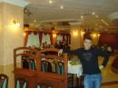 """Ресторан гостиницы """"Зарница"""", г. Мирный, Якутия... правда, кормят так себе..."""