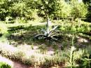 это в саду у хаты Коцюбинского