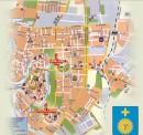 Карта Каменца