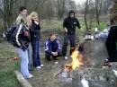 Так мы праздновали мои 19 лет)))