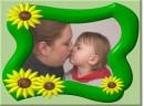 Данька любит мамочку, очен-очень!!!