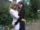 Это ы с Леночкой =)