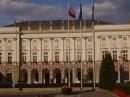 Президентский палас в Варшаве