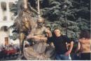 Крещатик.Лето 2003.