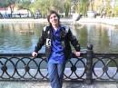Это я в парке Глобы