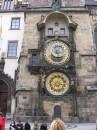 Те самые часы. Первые и единственные в мире. Показывают время, положение созвездий зодиака, Солнца, Луны и Полярной звезды.