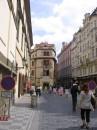 Заурядная пражская улица