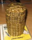 Копеечная башня!!! Построена из 828-ми монет по 50, 25 и 10 копеек