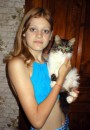 Привет всем с Аккермана!  Меня зовут Инна, и моего кота Бэнни.
