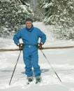 На лыжах в Спа