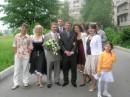 свадьба брата, в Питере