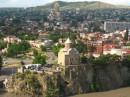так Тбилиси выглядит сверху