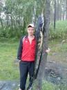 Я и маленькая рыбка)))