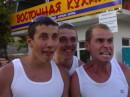 смотрим в стекло маршрутки))