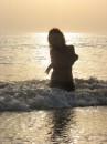 Елена и море