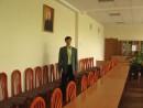 В моём родном университете ЕФ Шевченка