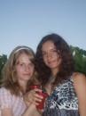 С Кристинай)))))