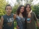 С Лёшай и Адрианом)))