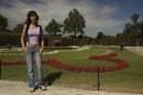 Vienna - Gardens in Schoenbrunn
