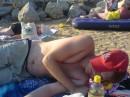 Сплю на пляже... ахуле?