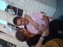 Это я с другом в Итаке:)