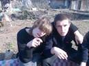 Мы с Олежкой отдыхаем :)